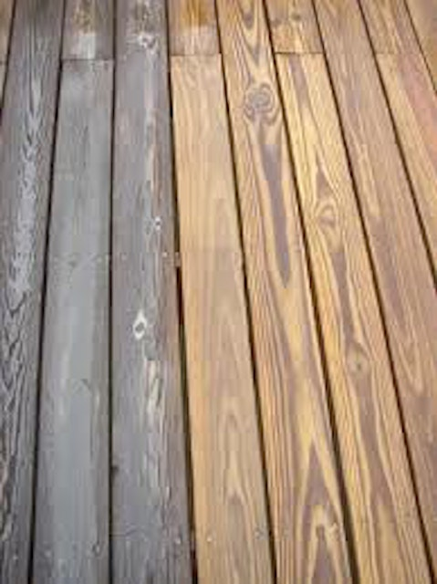 Keep Your Deck Looking Great!