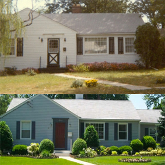 Exterior painting season is here!