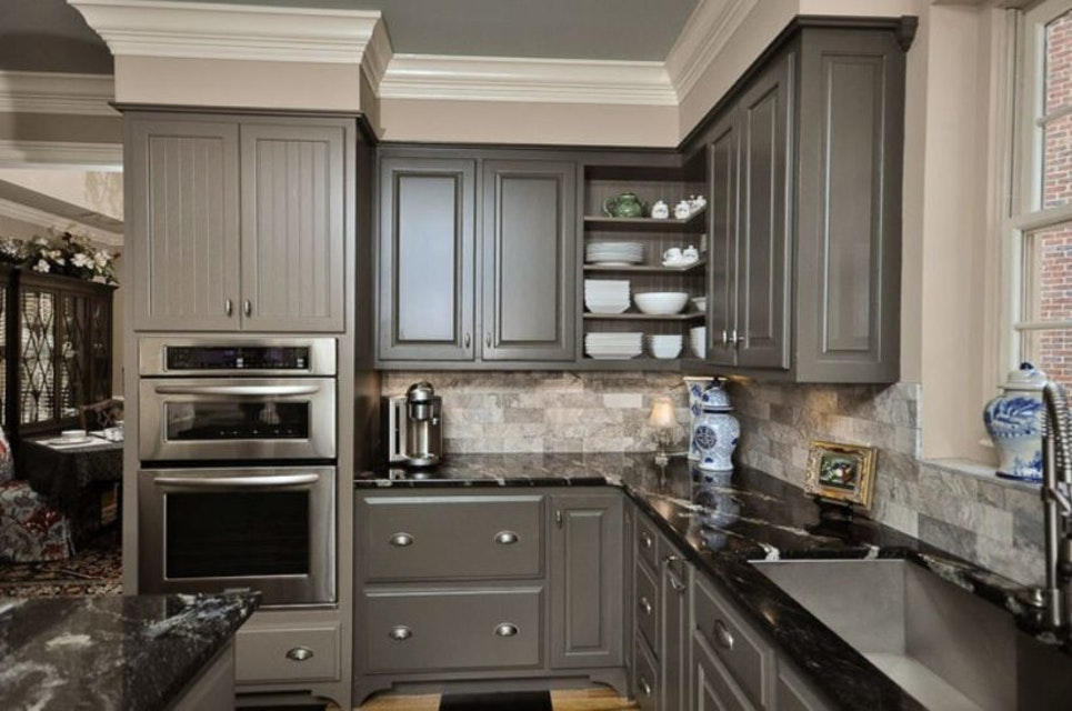 How Much Does It Cost to Paint Kitchen Cabinets in the D.C. Area?