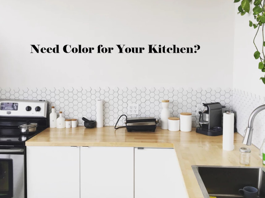 Enhance Your Kitchen with a New Paint Color