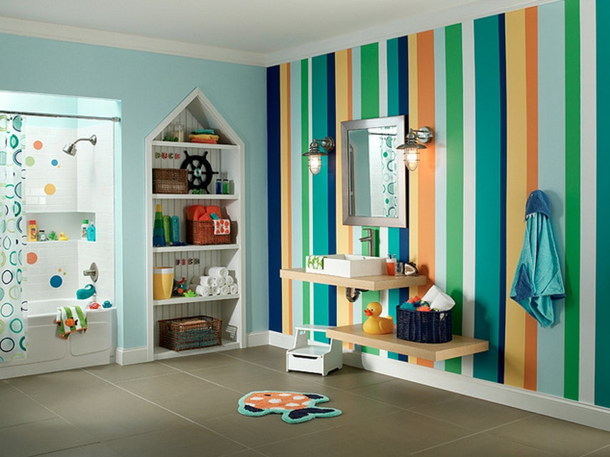Make a Statement With Wall Paint: The Wonderful World of Accent Walls