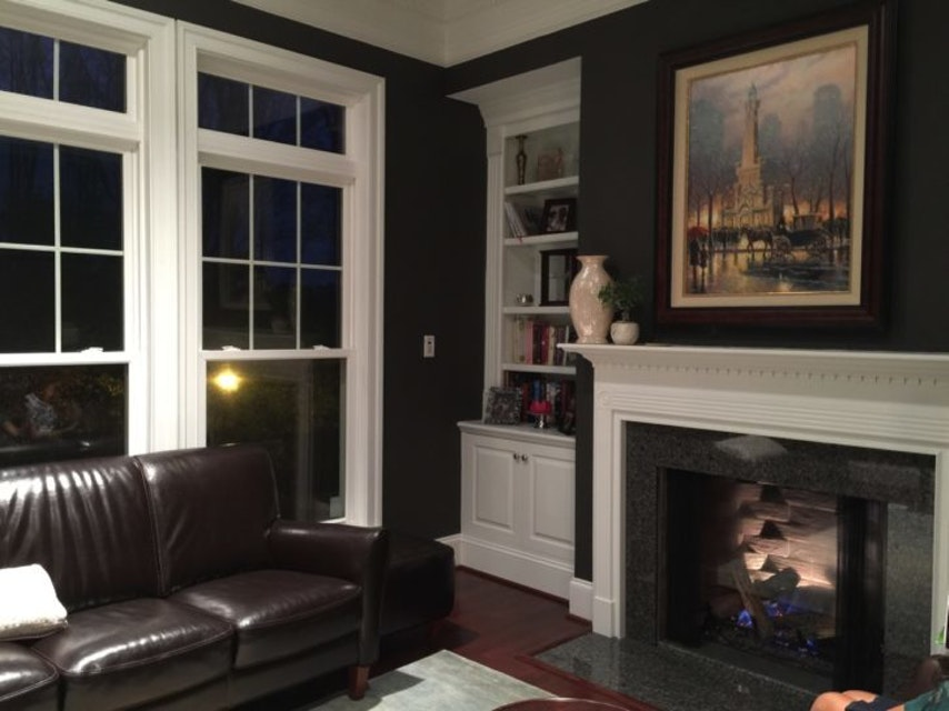 Tips for Painting with Black Interior Paint