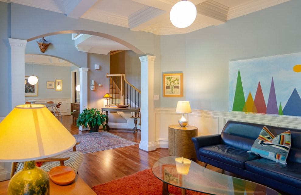 What Is the Best Paint Color for a Living Room?