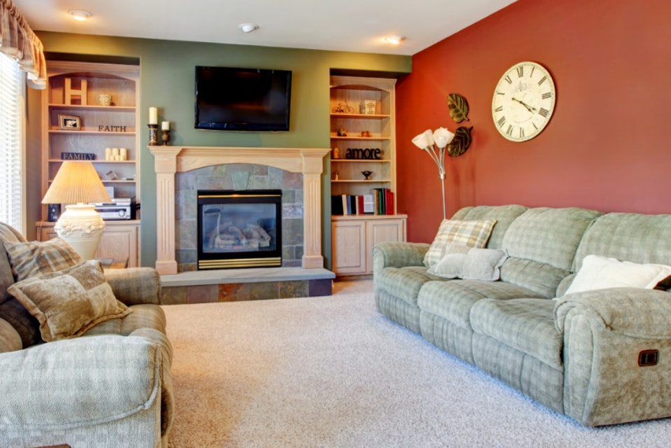 Interior Painting Ideas – Use Warm Colors to Liven up a Dull Season