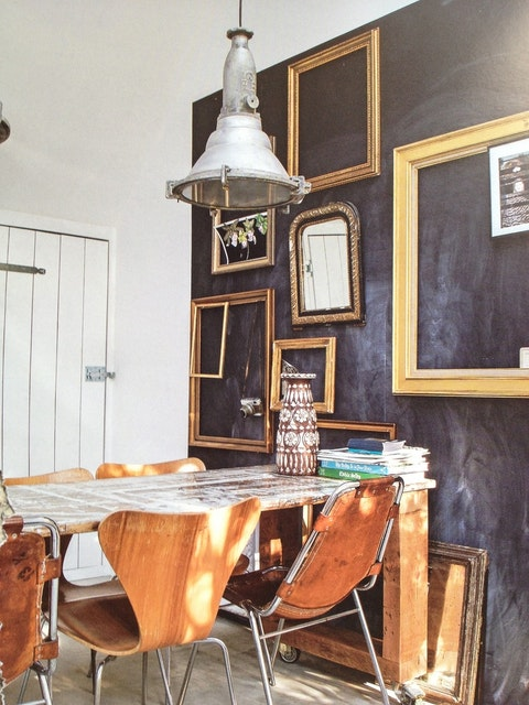 Eight Amazing Chalkboard Painting Ideas For Your Home And Business