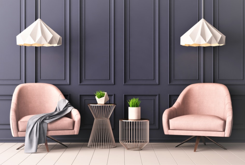 How to Use Dark Paint Colors Without Creating a Dismal Atmosphere