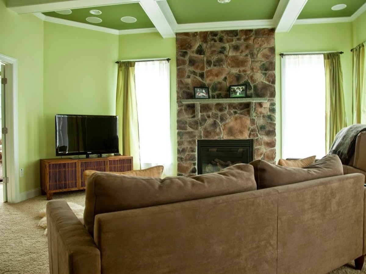 Interior Residential Painting