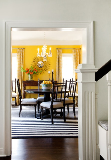 ​Bring Your Dining Room to Life with Color