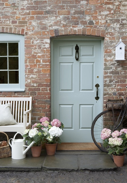Uniquely Yours: Your Front Door Paint Color Personality